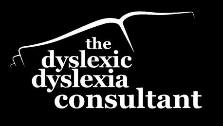 The Dyslexic Dyslexia Consulant logo