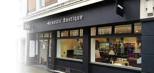 Acoustic Boutique - Shrewsbury