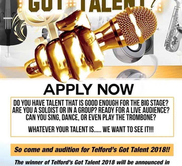 Telford's Got Talent!  Dennis-Miller Productions