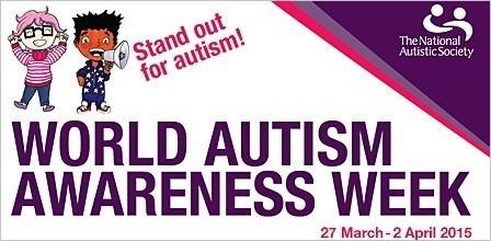 Autism Awareness Week 2015