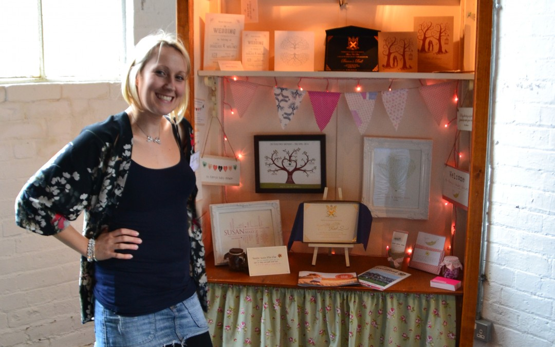 In The Shed – Nicola Rust – Inspirational Exhibitor interview blog