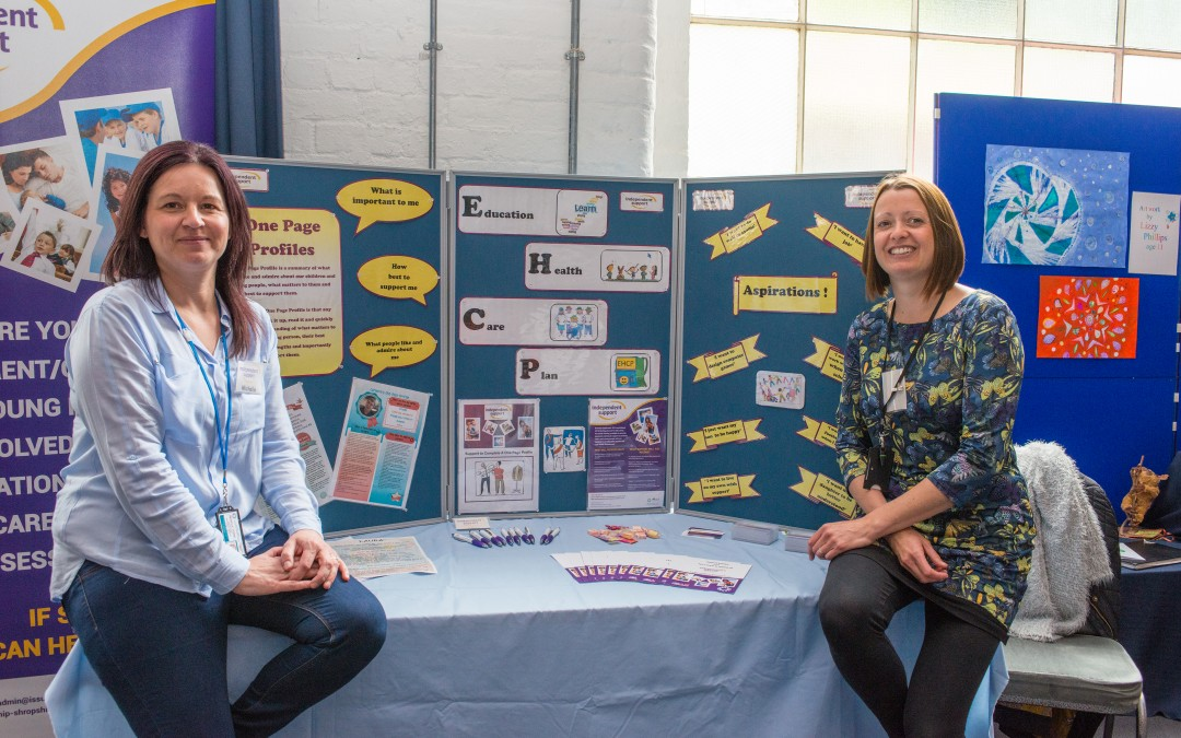 Independent Support (IS) Dyslexia information Day exhibitor interview blog