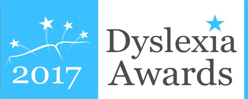 The Dyslexia Awards Logo