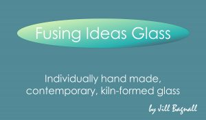 Fusing Ideas Glass – our Dyslexia Awards Trophy designer and Maker