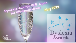 Dyslexia Awards will re-open in 2022 and be open to UK